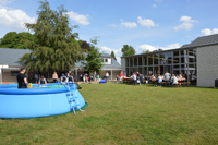 Poolparty Lutherkirche Neumünster